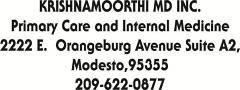Dr Krishnamoorthi