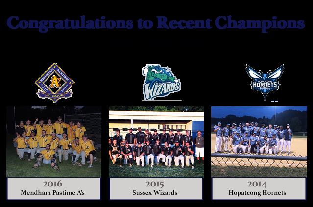 Recent Champions Banner
