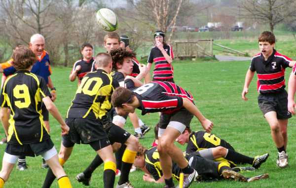 Vs. Cumberland Valley at Linear Park - 3.25.12
