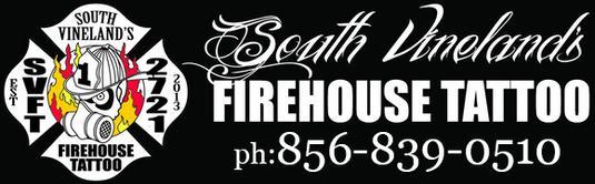 South Vineland's Firehouse Tattoo
