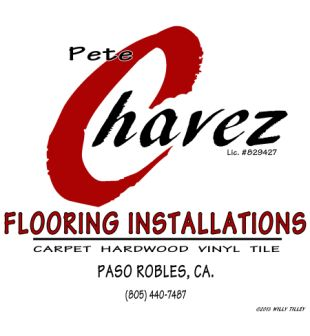 Pete Chavez Flooring Installations