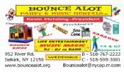 Bounce Alot Party & Music Rentals Inc.
