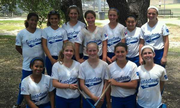 2012 GYGSA 12U All-Star Nationals Team