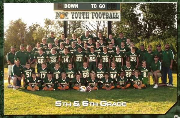 2009 5th & 6th Grade A, B+, and B Teams.