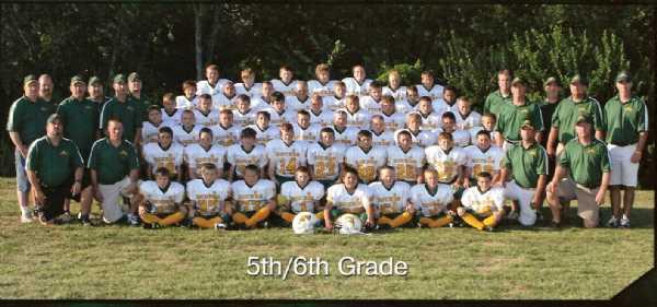 2010 5th/6th A Team 8-0 B+ Team 6-3 B Team 5-3