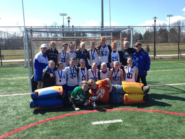 U19 Region 7 Champions