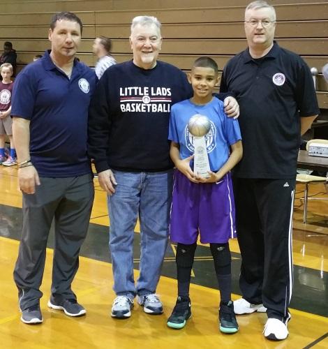 Jack Destefano Sportsmanship Award - JACK MARTIN
