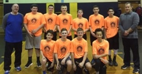 Law Offices of A. Kusnirik - Lads Runners Up