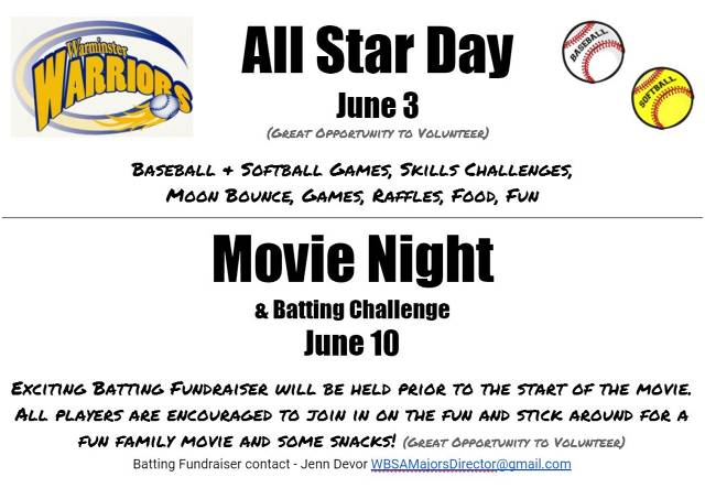 All Star Day and Movie Night 2017