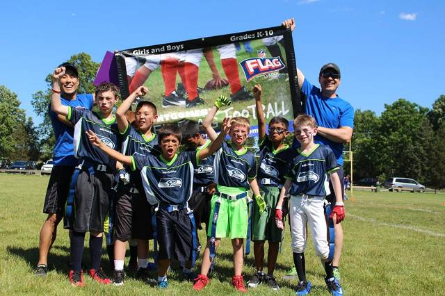 3/4th Grade Division Seahawks