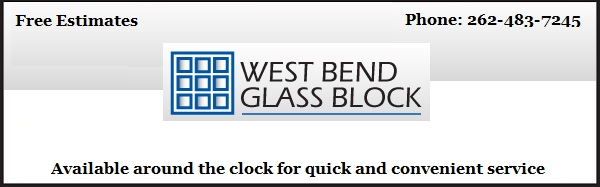 West Bend Glass Block