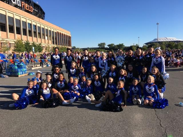 WYC 2016 Citi Field with JETS Flight Crew