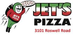 Jet's Pizza - Roswell Road