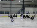 Not quite sure, but it looks like there may have been a few too many players on the ice??