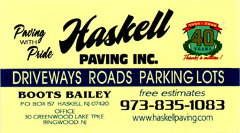 Haskell Paving Inc.