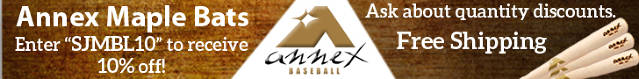 Annex Maple Bats