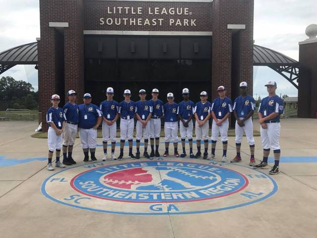 2017 Team Tennessee 