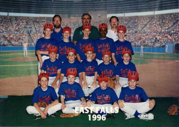 1996 Junior League Champion Astros