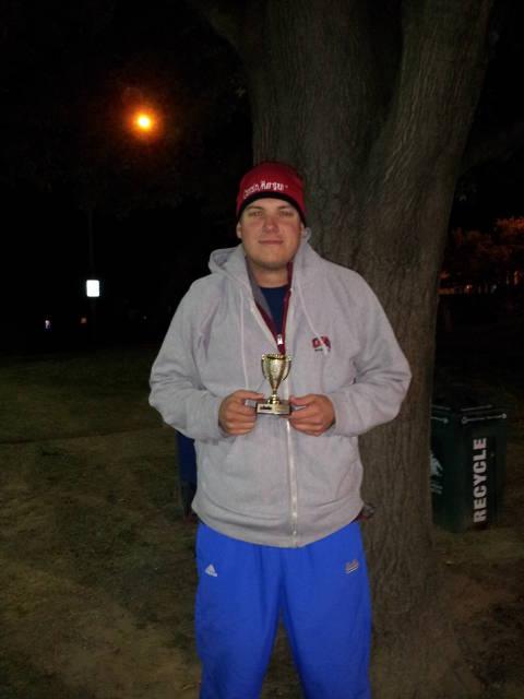 """Summer 2013 """"Crappy Beer"""" Award Winner Trevor Anderson"""