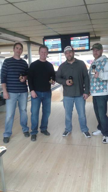 Winter Bowling 2014 Champs