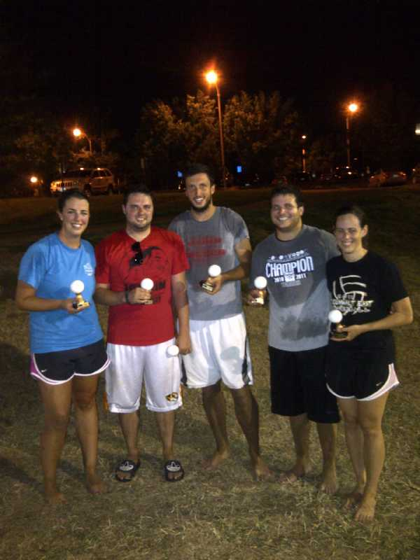 Summer 2012 Champs!