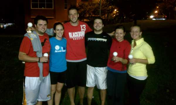 Late Summer 2012 Champs!