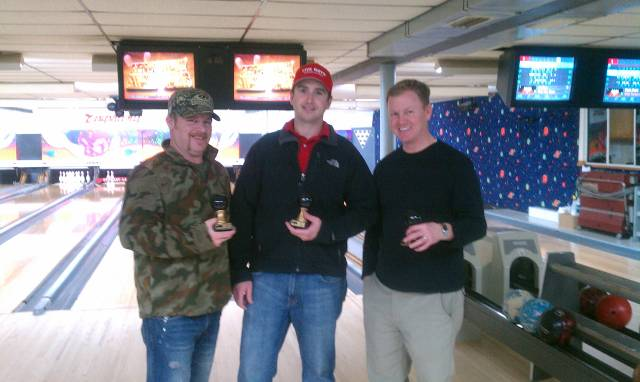 Winter Bowling 2013 Champs