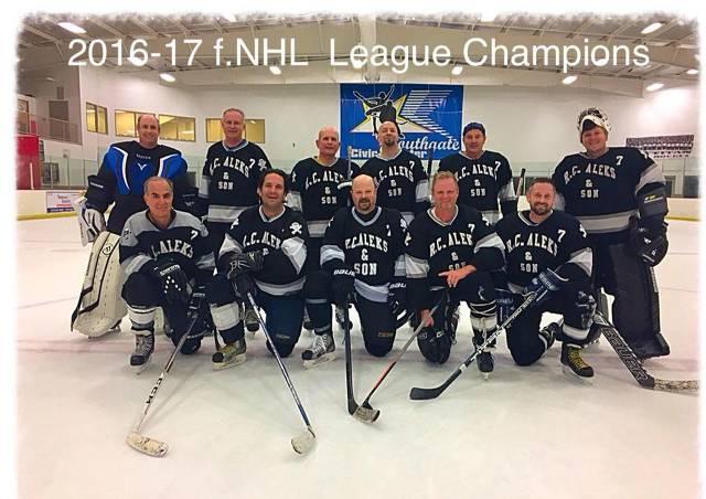 League Champions 2016-17