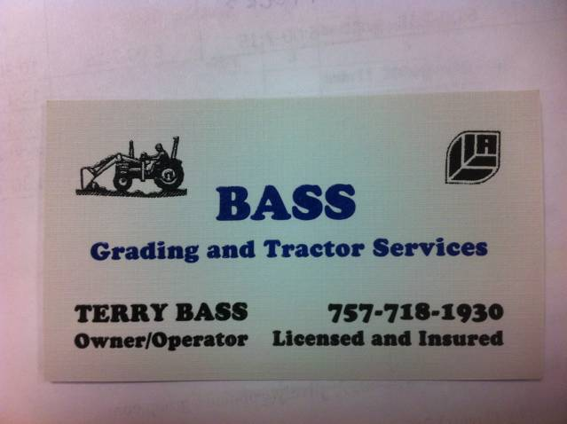 BASS Grading & Tractor Services