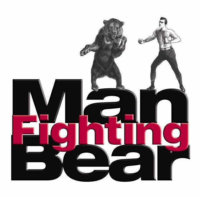 Man Fighting Bear Album (Mr. Bill Beach)