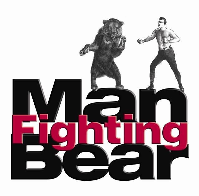 Man Fighting Bear Album (Mr. Bill Beach)
