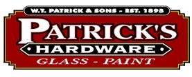 Patricks Hardware/Glass