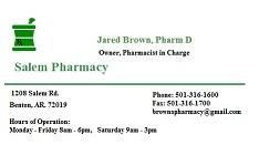 Salem Pharmacy