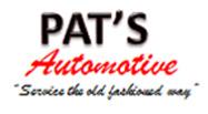 Pats Automotive