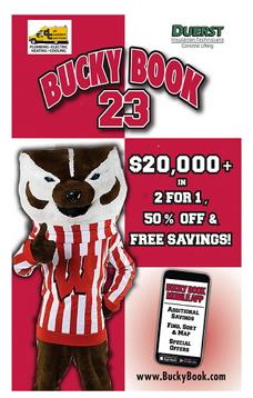 Bucky Book 23