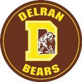 Delran Bears logo