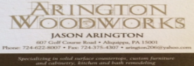 Arington Woodworks
