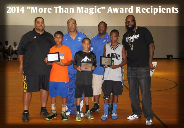 2014 More Than Magic Recipients