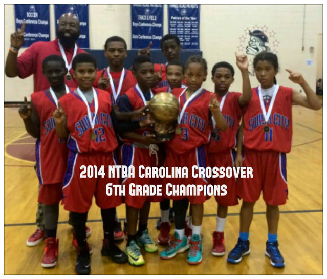 2014 6th Grade_NTBA Carolina Crossover Champs