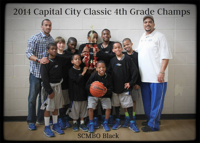 2014 4th Grade Black_Capital City Classic Champs