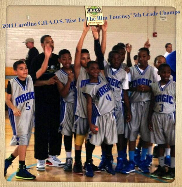 2014 Poohs 5th grade 1st Championship