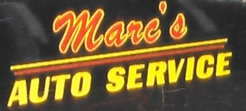 Marc's Auto Service