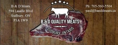 B & D Quality Meats