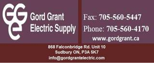 Gord Grant Electric Supply