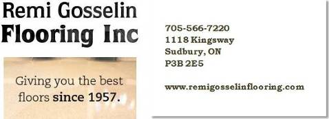 Remi Gosselin Flooring Inc