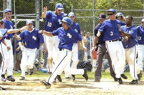 <font color=Black>Anthony Repetto Scores the winning run!