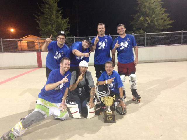 2015 SPRING/SUMMER LEAGUE CHAMPIONS - MAPLE LEAFS