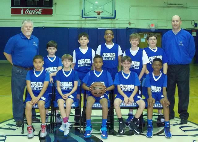 5th Grade Boys - Outstanding Season (9 - 1)