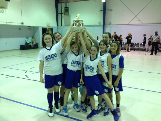 St. James Tournament Champions