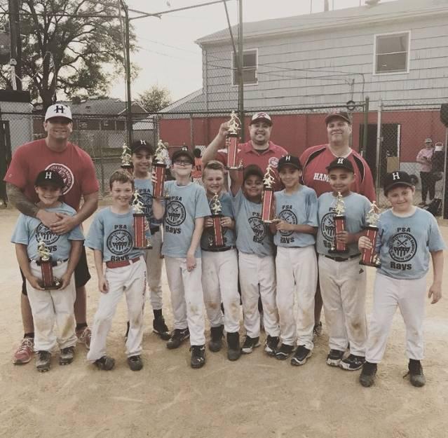 PSA-Rays, 2017 Minor Division Champions